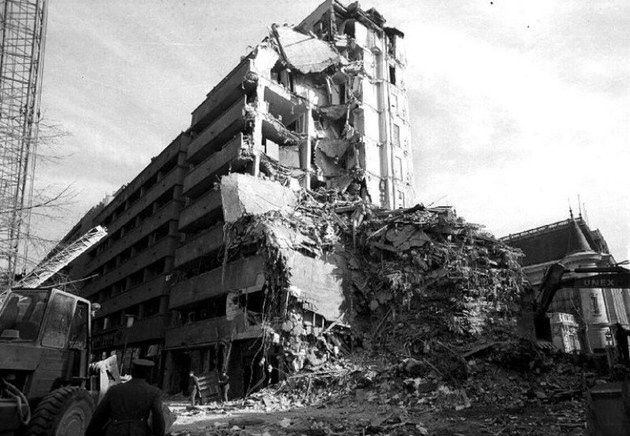 Cutremure istorice romania