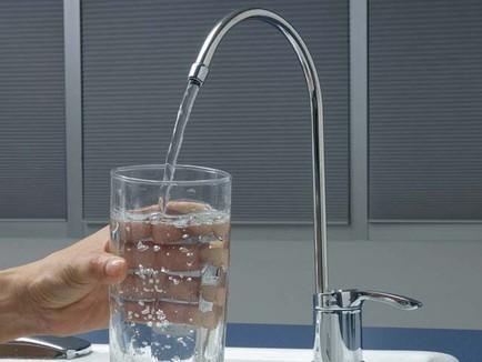 Apa de la robinet – un pericol?