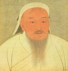 Ginghis Han - Povestea unui cuceritor - Atlas Geografic