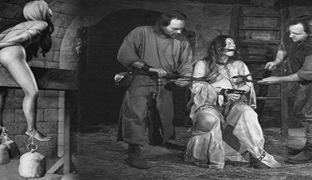 Metode crude de tortură din Evul Mediu