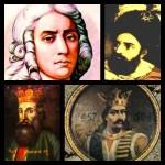 Lista domnitorilor Moldovei