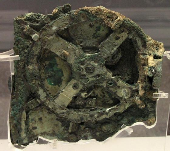 Misterul calculatorul vechi de peste 2000 de ani