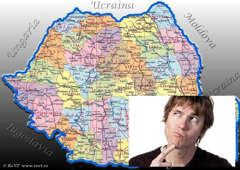 Știi de unde vine denumirea orașului tău? Etimologia numelor orașelor și județelor României