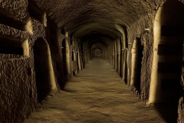 Oraşul subteran de sub Focşani