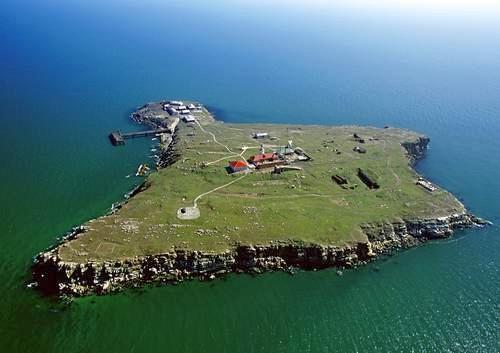 Insula Șerpilor – disputa unui punct strategic