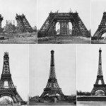Turnul Eiffel, construit după o tehnologie inventată de un român