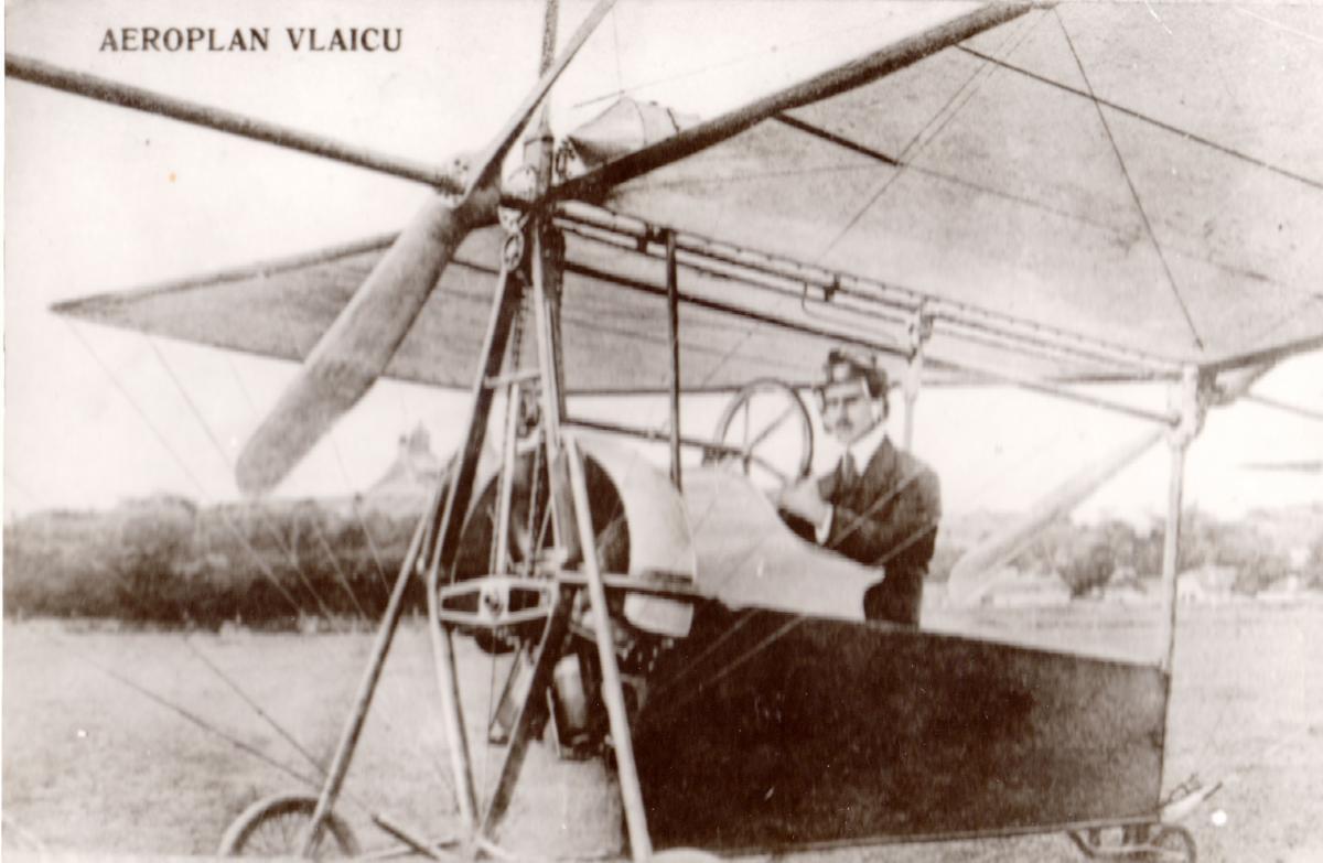 Povestea lui Aurel Vlaicu și a zborului peste Carpați