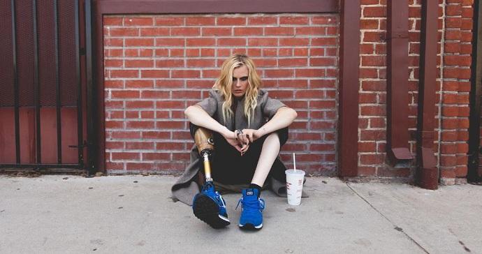 Si-a pierdut un picior din cauza tampoanelor