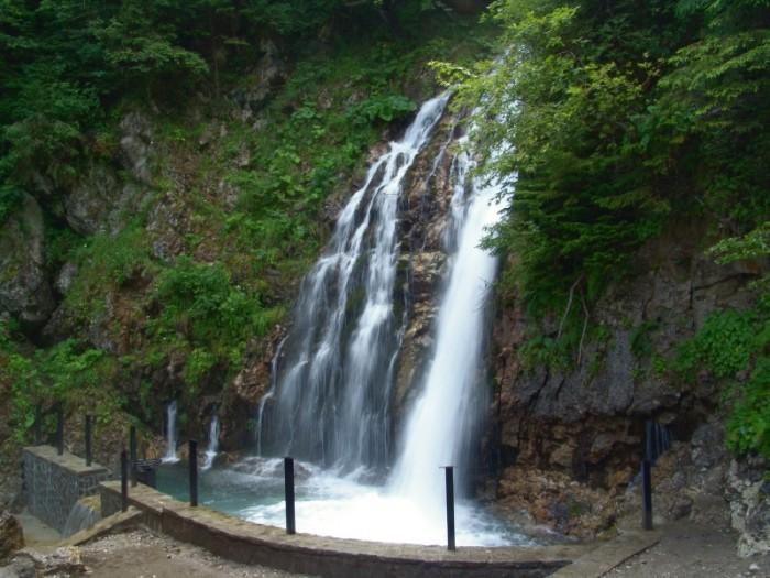 Cele mai frumoase cascade din România