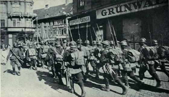 Armata română cucerește Budapesta