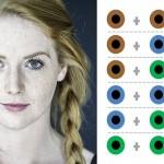 Iată cum poți avea copii cu ochi albaștri
