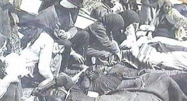 116 morți într-un incendiu în biserică de Vinerea Mare