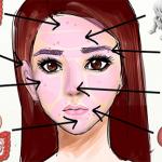 Cosurile de pe față indica ce probleme de sănătate ai