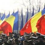De ce steagul României este roșu galben și albastru