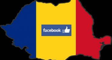 Topul orașelor din România după numărul de utilizatori Facebook
