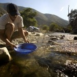Unde gasești aur în râurile din România