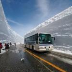 Zăpadă de 20 de metri înălțime în Japonia – FOTO/VIDEO