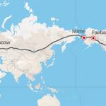 Rusia vrea să construiască o autostradă care să lege Europa de America