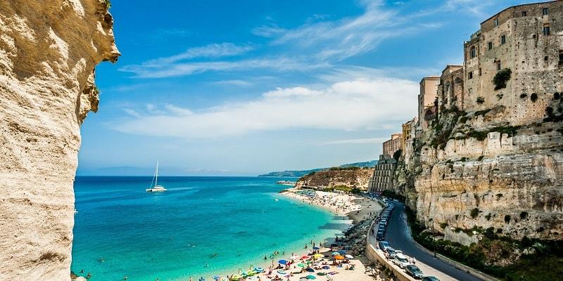 Ciao bella top 7 cele mai frumoase plaje din italia for Be italia