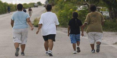 Țara în care 95% din populație este obeză