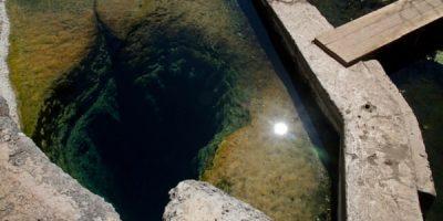 Fântâna lui Iacob - unul dintre cele mai periculoase locuri de pe Terra