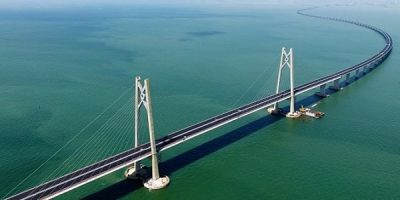 Acesta este cel mai lung pod maritim din lume