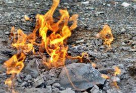 Focul Viu de la Andreiaşu, locul unde oamenii află înainte cutremurele