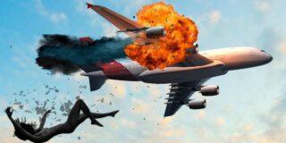 Femeia care a supraviețuit, deși s-a prăbușit cu avionul de la 10.000 de metri