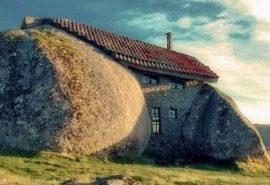 TOP 10 Cele mai ciudate case din lume