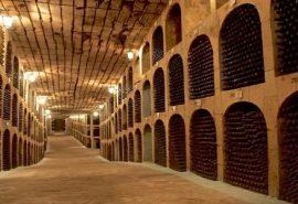 Orașul subteran de la Mileștii Mici - cel mai mare depozit de vinuri din lume