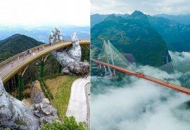 TOP 15 Cele mai spectaculoase poduri din lume