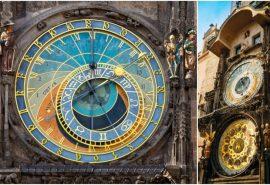 După 600 de ani continuă să bată în Praga – cel mai vechi ceas astronomic în funcțiune