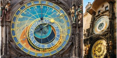 După 600 de ani continuă să bată în Praga - cel mai vechi ceas astronomic în funcțiune
