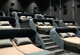 Cel mai ciudat cinematograf s-a deschis în Elveția