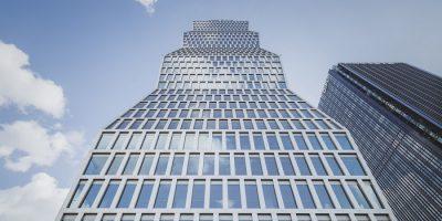 Chinezii au construit o clădire inspirată din Coloana Infinitului a lui Brâncuși