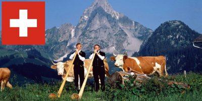20 de curiozități despre Elveția