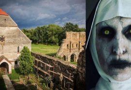 """Mănăstirea Cârța - un loc """"bântuit"""", sursa de inspiratie pentru filmul de groază """"Călugărița"""""""