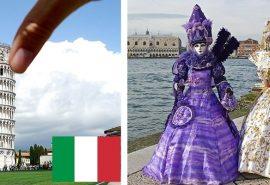20 de curiozități despre Italia