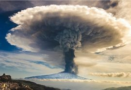 10 curiozități despre Vulcanul Etna
