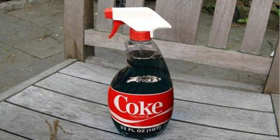 20 de situații în care Cola poate fi folosită ca detergent