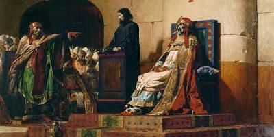 Papă dezgropat și judecat. De ce biserica catolică a judecat un om mort?