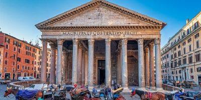 10 curiozități despre Pantheonul din Roma