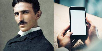 În 1926, Nikola Tesla a prezis și descris Smartphone-ul