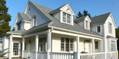 De ce americanii își fac casele din lemn?