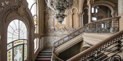 Cazinoul din Constanța pe lista celor mai frumoase clădiri abandonate din lume