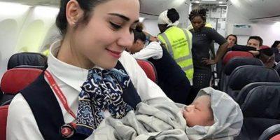 Ce cetățenie va avea un copil născut în avion?