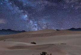 De ce în Africa cerul este atât de înstelat?