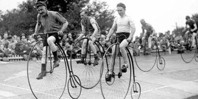 De ce bicicletele vechi aveau o roată uriașă și alta mică?
