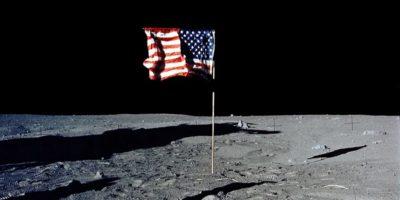 Putem vedea steagul american de pe Lună printr-un telescop?