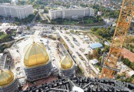 Cea mai înaltă biserică ortodoxă din lume